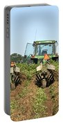 Peanut Harvest Portable Battery Charger