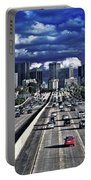 5 Pm Downtown Next Exit Portable Battery Charger