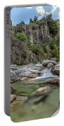 Restonica Valley - Corsica Portable Battery Charger