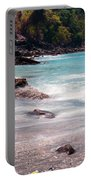 Rocky Seashore Portable Battery Charger