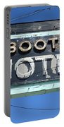 Route 66 - Boots Motel Portable Battery Charger