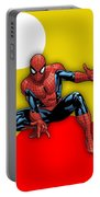 Spiderman Collection Portable Battery Charger