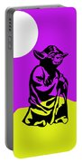 Star Wars Yoda Collection Portable Battery Charger