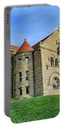 Stewart Hall At West Virginia University Portable Battery Charger