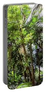 The El Yunque National Forest, Puerto Rico Portable Battery Charger