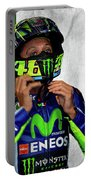 Valentino Rossi The Doctor  Portable Battery Charger