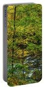 North Carolina Fall Colors Portable Battery Charger