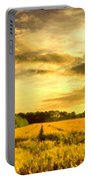 Art Nature Portable Battery Charger