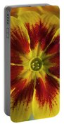 Spring Flower Portable Battery Charger