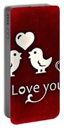 Valentine Portable Battery Charger