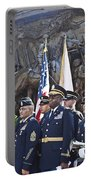 54th Regiment Bos2015_183 Portable Battery Charger