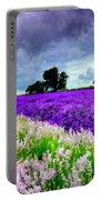 Paint Landscape Portable Battery Charger