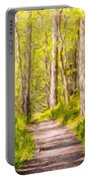 Types Of Landscape Nature Portable Battery Charger