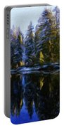 Nature Landscapes Prints Portable Battery Charger