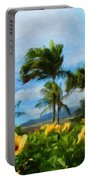 Nature New Landscape Portable Battery Charger
