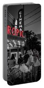 5828- Tropic Theater Portable Battery Charger