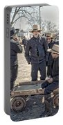 Amish Life Portable Battery Charger