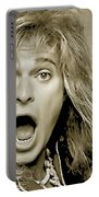 David Lee Roth Collection Portable Battery Charger