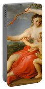 Diana And Cupid Portable Battery Charger