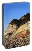Gay Head Cliffs Portable Battery Charger