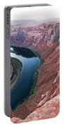 Horseshoe Bend Colorado River Arizona Usa Portable Battery Charger