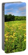 Marengo Ridge Wildflowers Portable Battery Charger