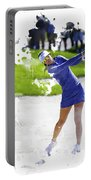 Michelle Wie Portable Battery Charger