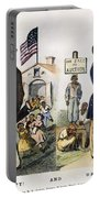 Presidential Campaign, 1864 Portable Battery Charger