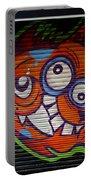 Street Art In Palma Majorca Spain Portable Battery Charger