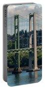 Tacoma Narrows Bridge Portable Battery Charger