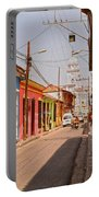 Traversing Santiago De Cuba, Cuba. Portable Battery Charger