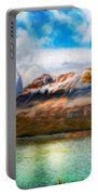 Landscape Pictures Nature Portable Battery Charger