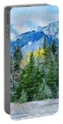 Nature Landscape Nature Portable Battery Charger