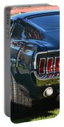 67 Mustang Fastback Portable Battery Charger