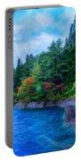 Nature Landscape Light Portable Battery Charger
