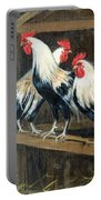 #69 - Roosters Portable Battery Charger