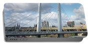 6th Street Bridge Portable Battery Charger