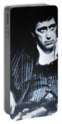- Scarface - Portable Battery Charger by Luis Ludzska