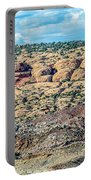 Arches National Park  Moab  Utah  Usa Portable Battery Charger