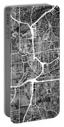 Atlanta Georgia City Map Portable Battery Charger