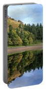 Autumn Derwent Reservoir Derbyshire Peak District Portable Battery Charger