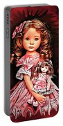 Baby Doll Collection Portable Battery Charger