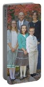 Family Pictures Portable Battery Charger