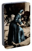 Florence Nightingale, English Nurse Portable Battery Charger