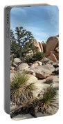 Joshua Tree National Park, California Portable Battery Charger