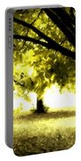 Landscape Wall Portable Battery Charger