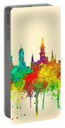New Orleans Louisiana Skyline Portable Battery Charger