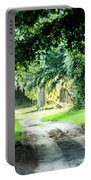 Scenes At Botany Bay Plantation Near Charleston South Carolina Portable Battery Charger