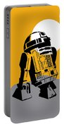 Star Wars R2-d2 Collection Portable Battery Charger