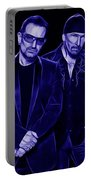 U2 Collection Portable Battery Charger